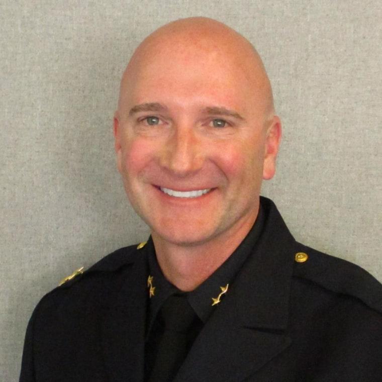 Salinas (Calif.) police chief Kelly McMillin