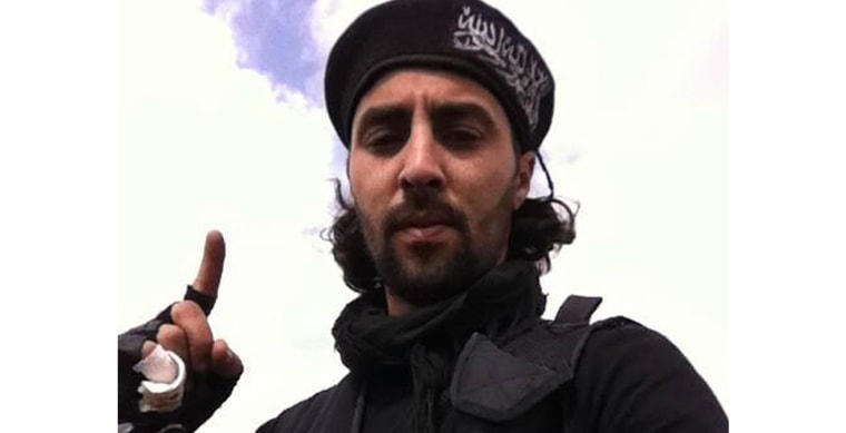 Abu Saif's brother Abu Sara died in Aleppo, Syria, earlier this year. Another brother remains jailed in the Netherlands.