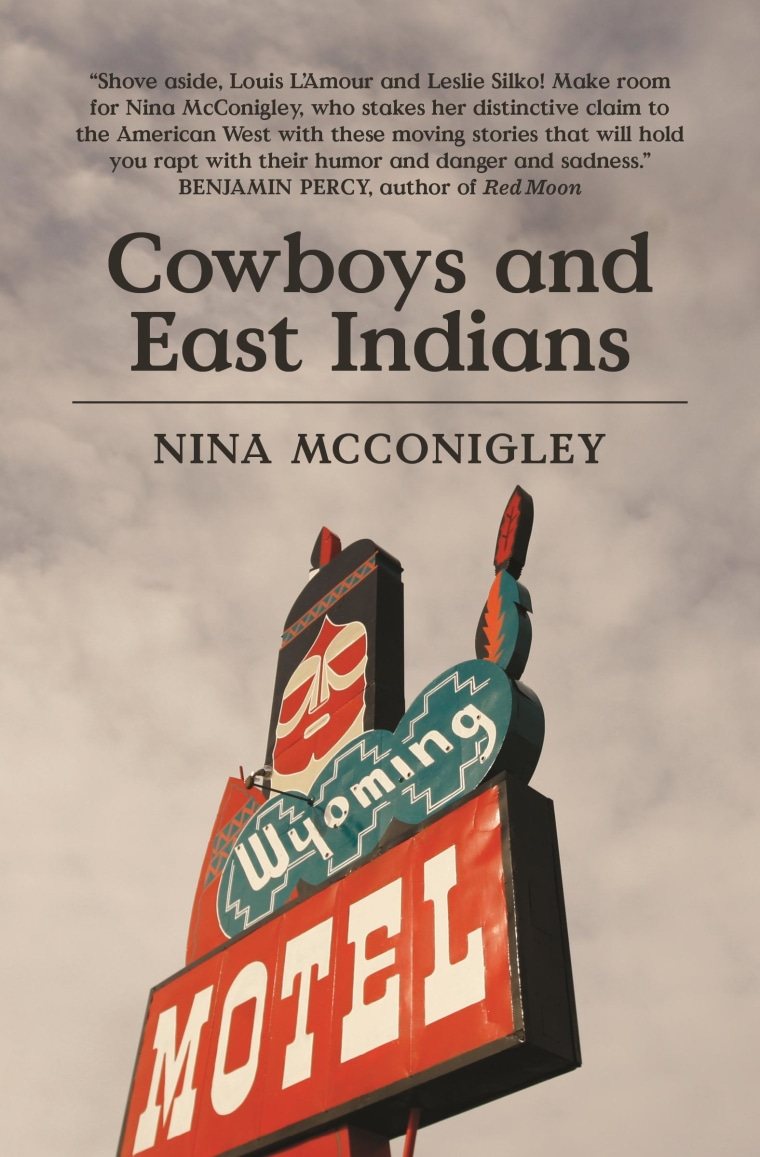 Writer Nina McConigley's collection of short stories, Cowboys and East Indians, has won a 2014 PEN Open Book Award. Two awards are given each year to authors of color to help promote racial and ethnic diversity within the literary and publishing communities.