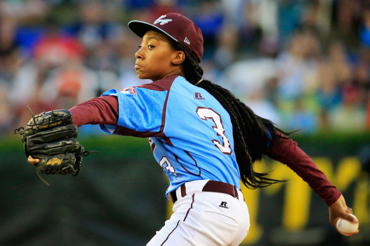 Image: Little League World Series - Nevada v Pennsylvania