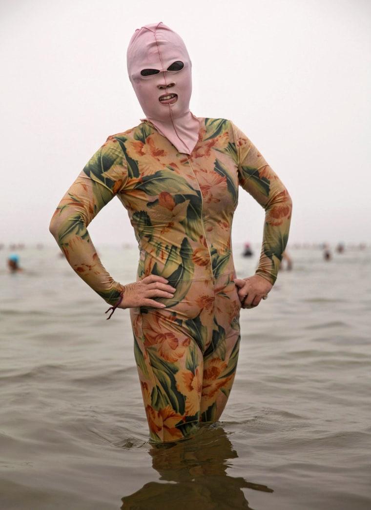 Image: China's Face-kini
