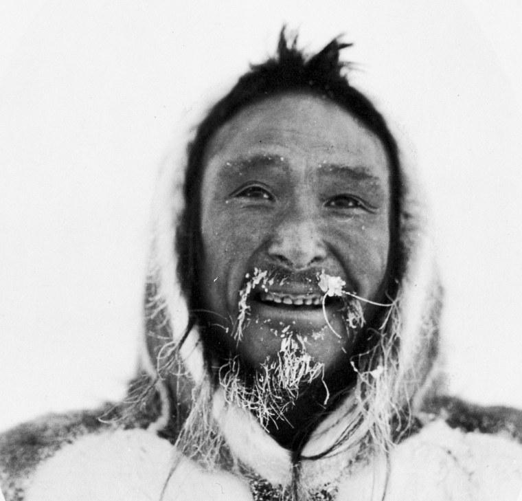 Image: Modern-day Inuit