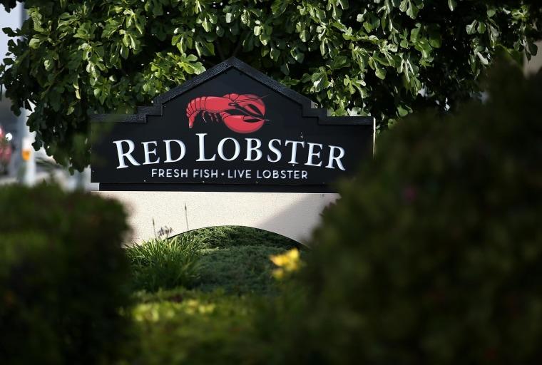 Image: Red Lobster restaurant