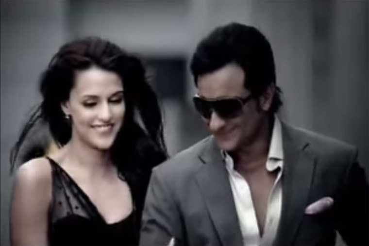 Image: Pond's commercial starring Priyanka Chopra, Saif Ali Khan and Neha Dhupia