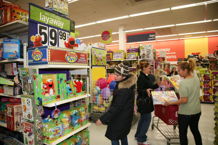 image shoppers look for bargains at a kmart store in the bronx - Kmart Open On Christmas