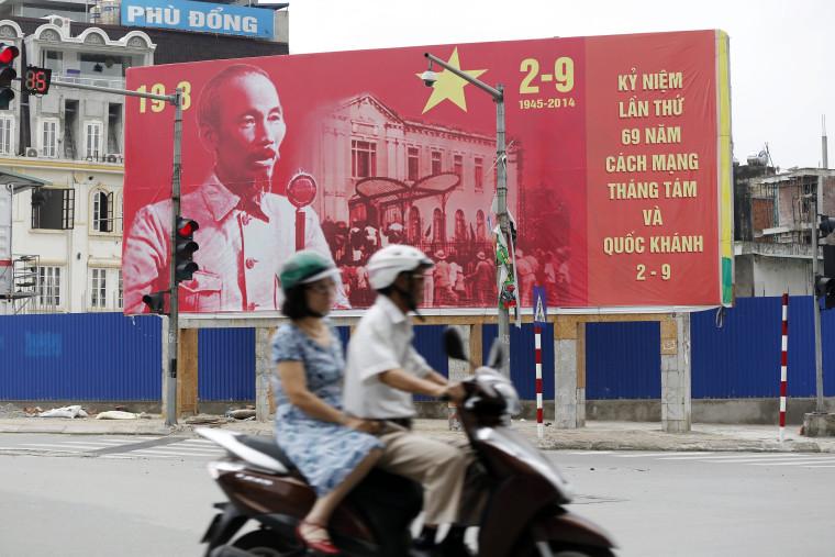 Image: Vietnam celebrates national day