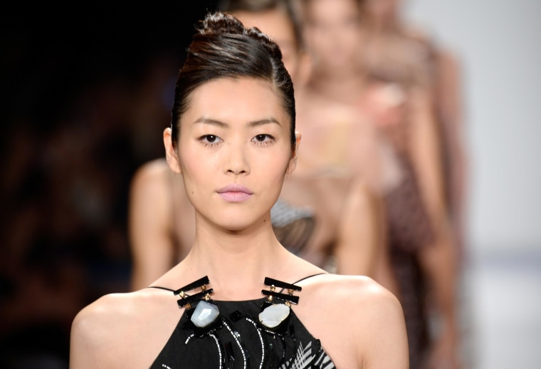 Carolina Herrera - Runway - Mercedes-Benz Fashion Week Spring 2014
