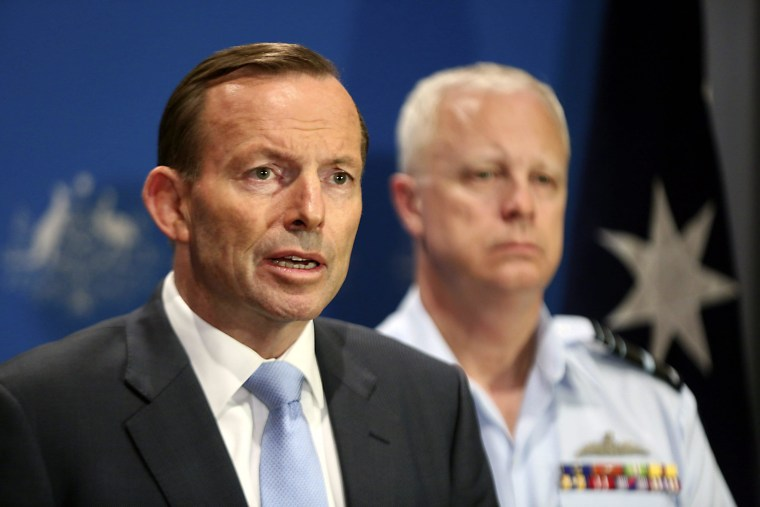 Image: Australia to deploy forces for military action against Islamic State