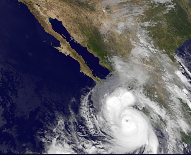 Image: Hurricane Odile