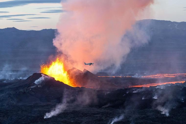 Image: Bardarbunga volcano
