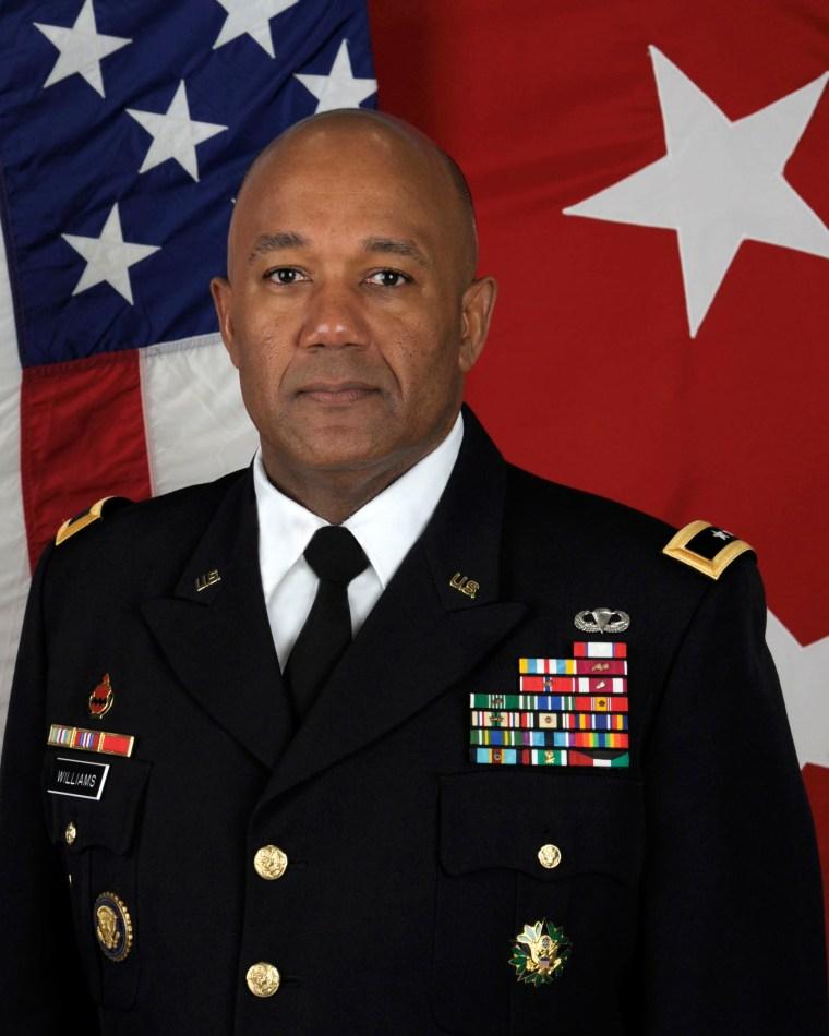 Image: Major General Darryl A. Williams