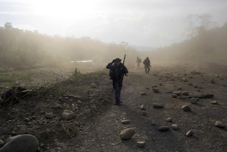 Image:Peru Cocaine Trafficking