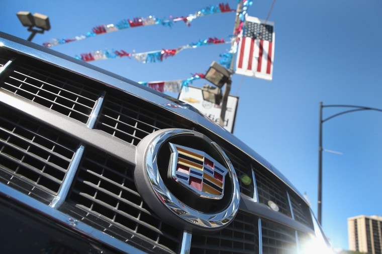 Goodbye, Detroit. Cadillac Plans to Move Headquarters to New York City.