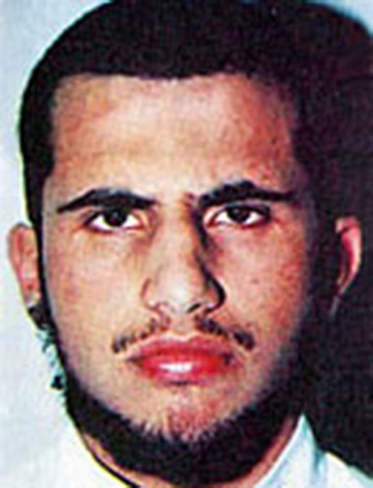 Image: Muhsin al-Fadhli, leader of the al-Qaeda-linked group Khorasan.