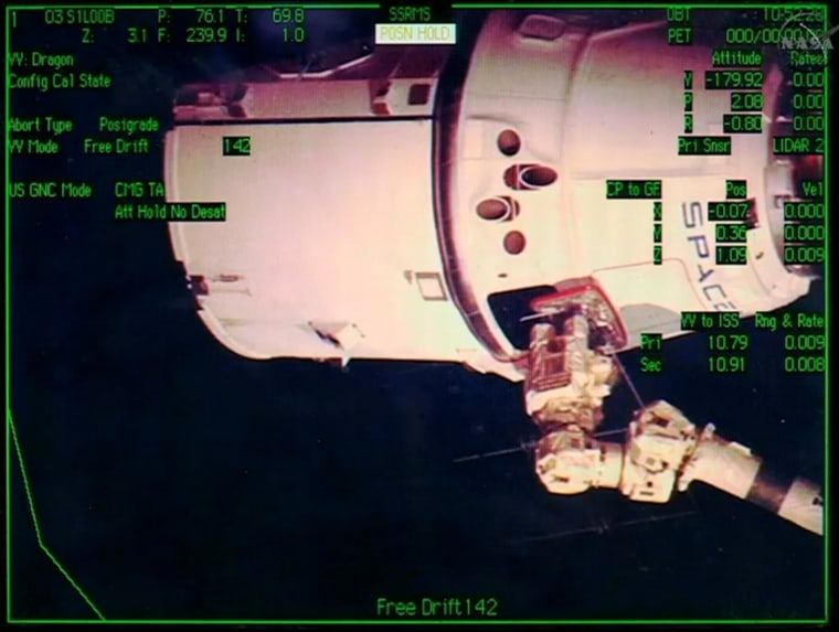 Image: SpaceX Dragon