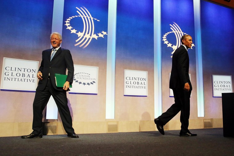 Image: President Obama Speaks At The Annual Clinton Global Initiative