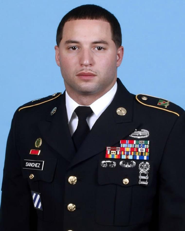 Image: Staff Sgt. Angel Sanchez
