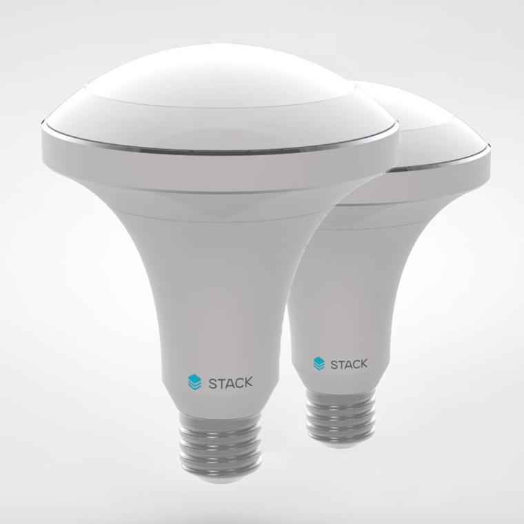 Image: The Stack lightbulb.