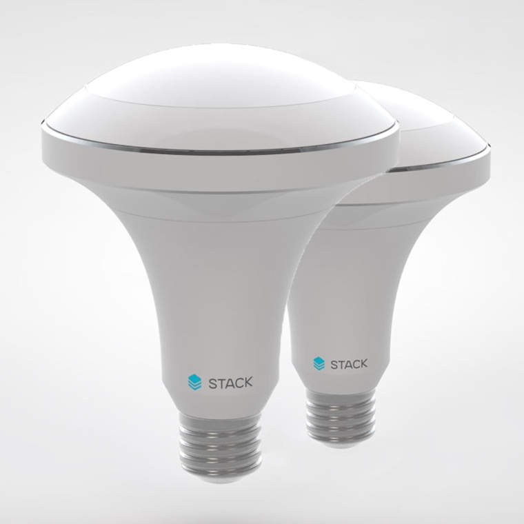 Ex-Tesla and NASA Engineers Make a Light Bulb That's Smarter Than You