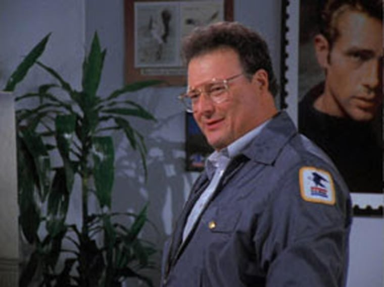 "Wayne Knight Plays Newman in ""Seinfeld"""