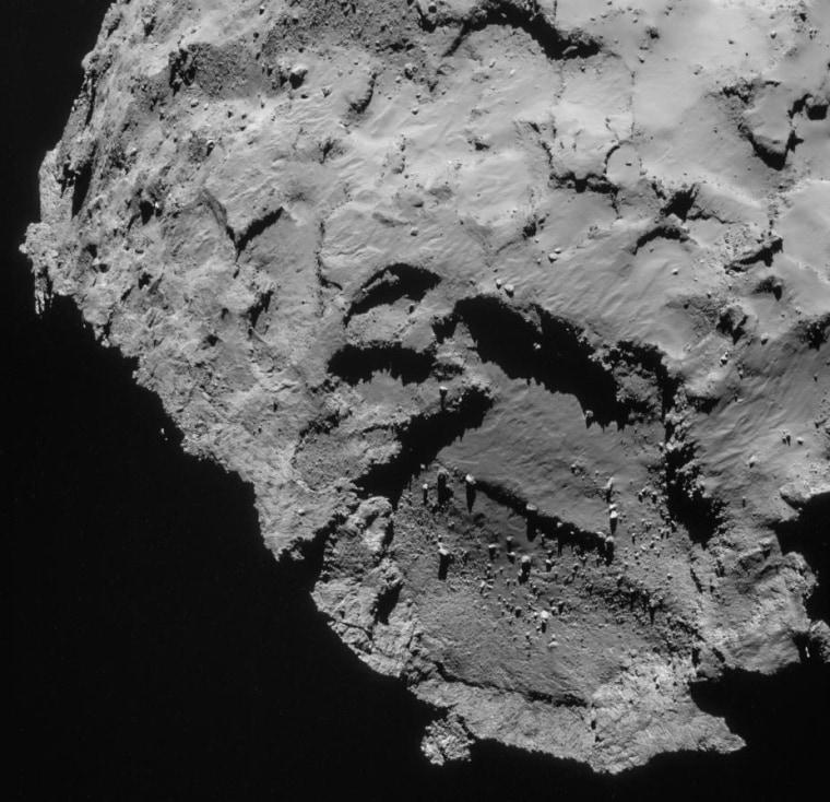 Rosetta Mission Sets Date for Historic Comet Landing