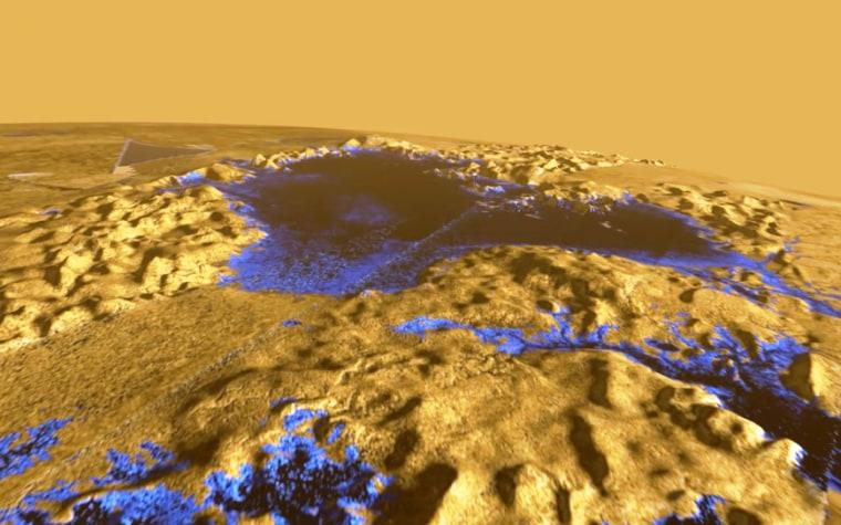 Image: Ligeia Mare