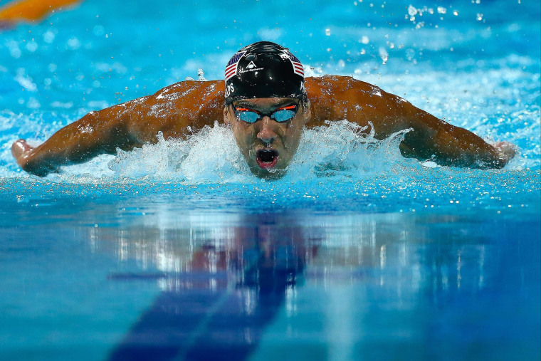 Image: Michael Phelps