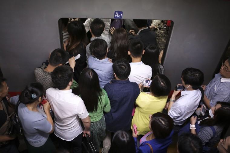 Image: Beijing Rush Hour