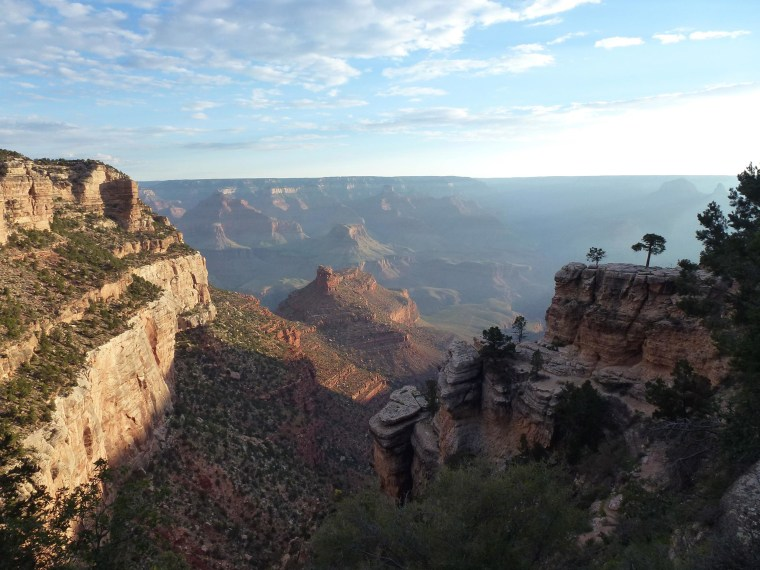 Image: View of the Grand Canyon from the South Rim, on Sept. 6, 2013.