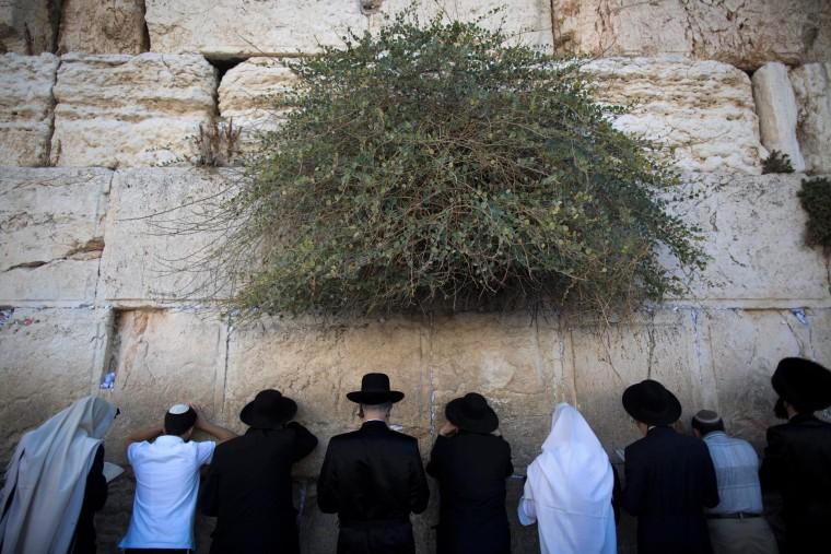 Image: Yom Kippur fast