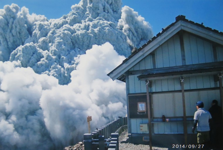 Japan Volcano Victims Leave Haunting Photos of Last Moments