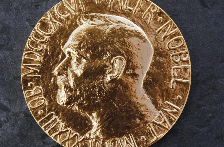 Image: Nobel medal