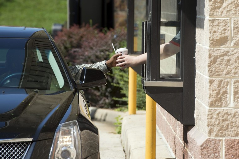 Drive-thru fast food appears to be getting slower, according to a new study.