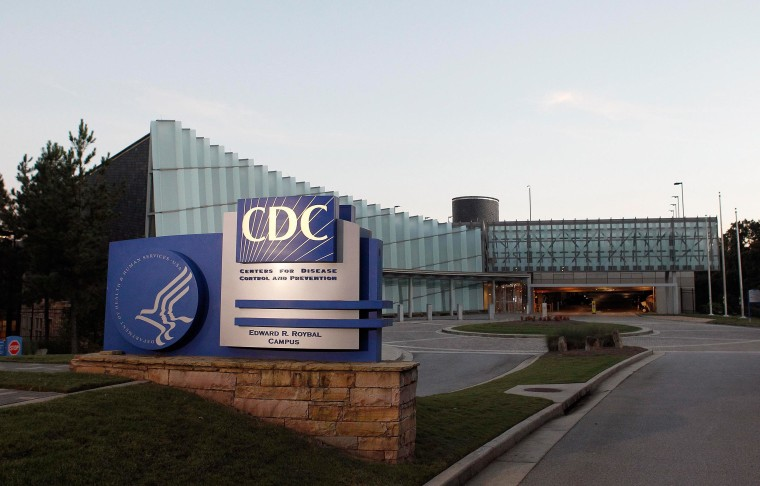 Image: A general view of the Centers for Disease Control and Prevention headquarters in Atlanta