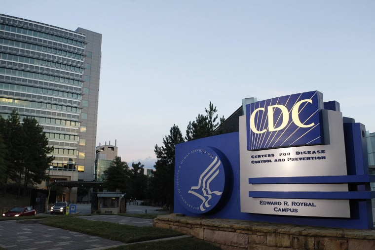 Image: A general view of Centers for Disease Control and Prevention (CDC) headquarters in Atlanta