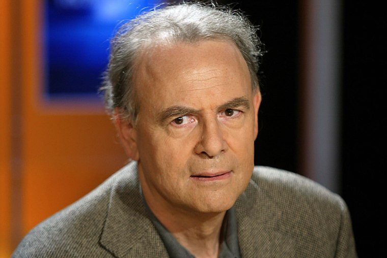 Image: French writer Patrick Modiano, who won the 2014 Nobel Prize in Literature