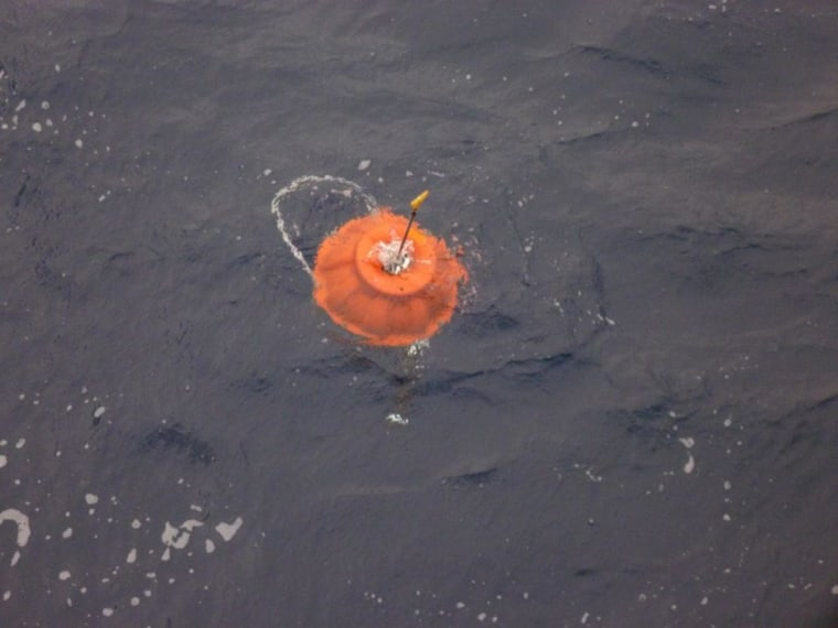 Image: Learnz members deploy Deep Argo probes off the coast of New Zealand.