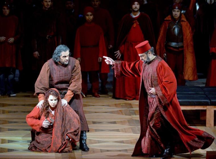 Image: Il Trovatore - Salzburg Festival 2014