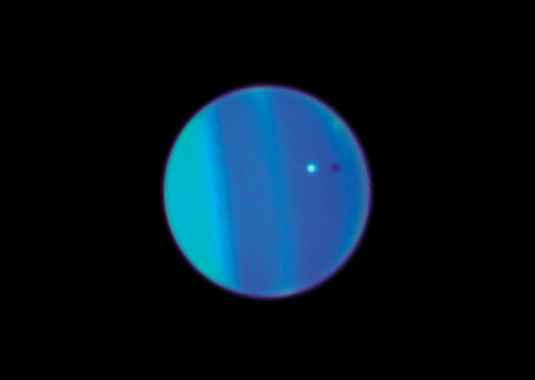 No Joke: Astronomers Say Alien Planet Resembles Uranus