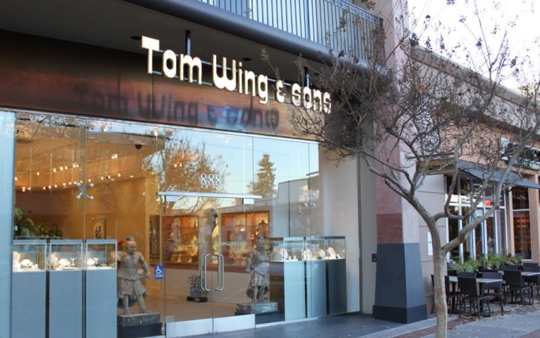 Tom Wing and Sons,which shut its doors in Menlo Park at the end of last month.