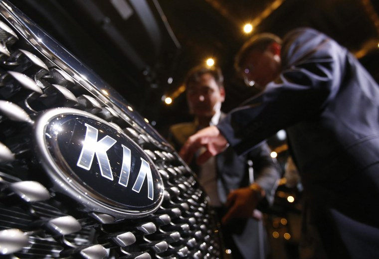 Drivers don't usually think Kia or Hyundai when they think luxury. Those two automakers would like to change that.
