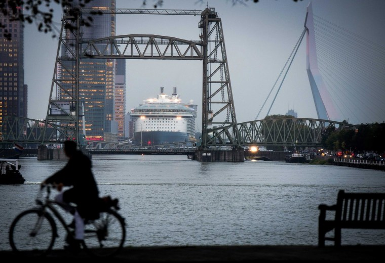 Image: Oasis of the Sea in Rotterdam