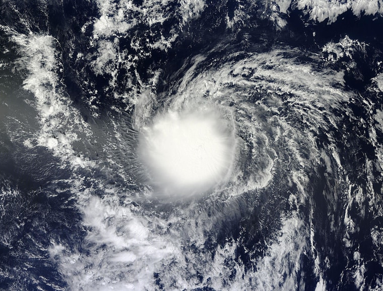 Image: Tropical Storm Ana