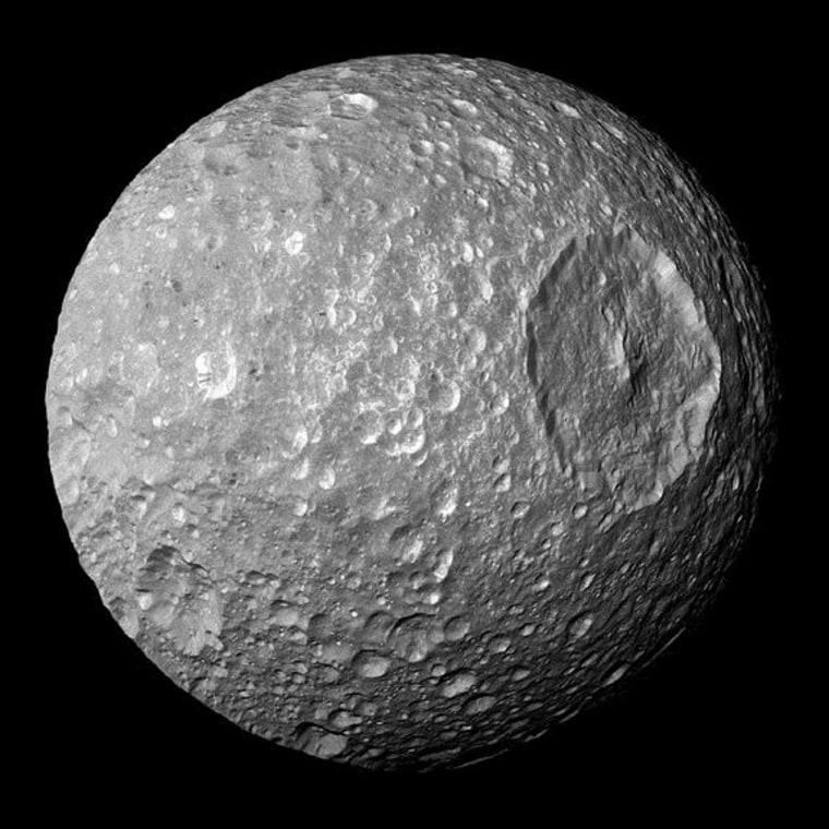 Image: Mimas