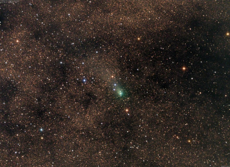 Image: Comet Siding Spring