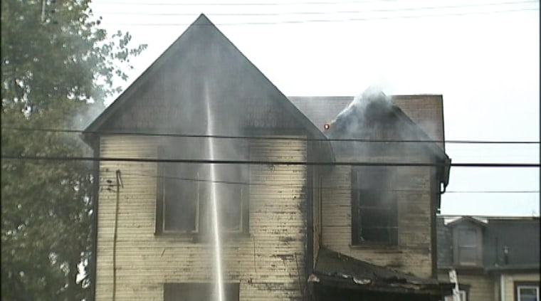 Six people were killed in a Saturday morning house fire in McKeesport, Pa., authorities said.