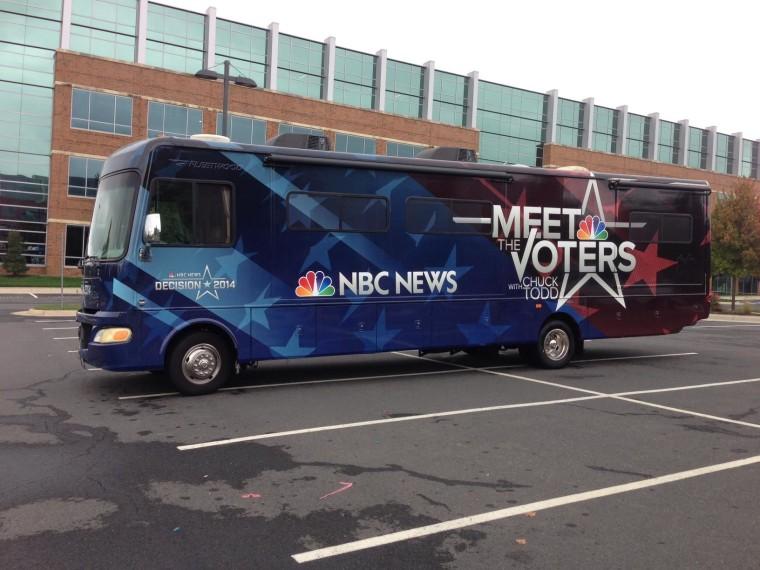 meet the voters rv photo