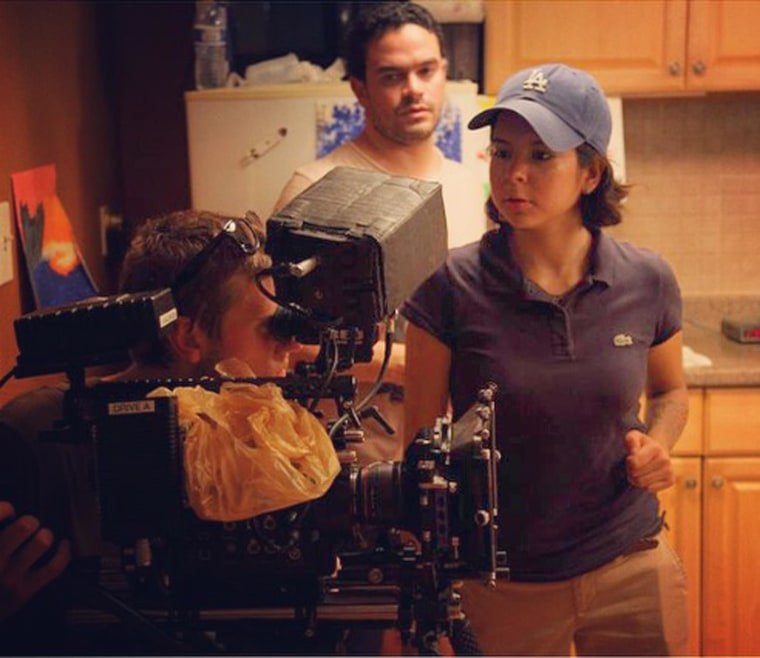 Image: Filmmaker Lorena Gordon