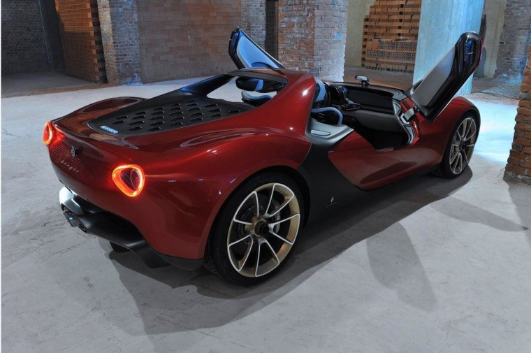 Ferrari is gearing up to start production on its invite-only supercar known as the Ferrari Sergio, and only six people will be able to get their hands on one.