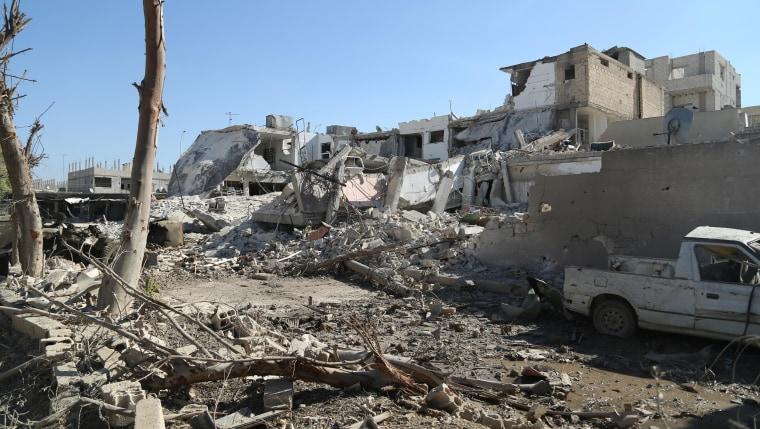 Inside Kobane